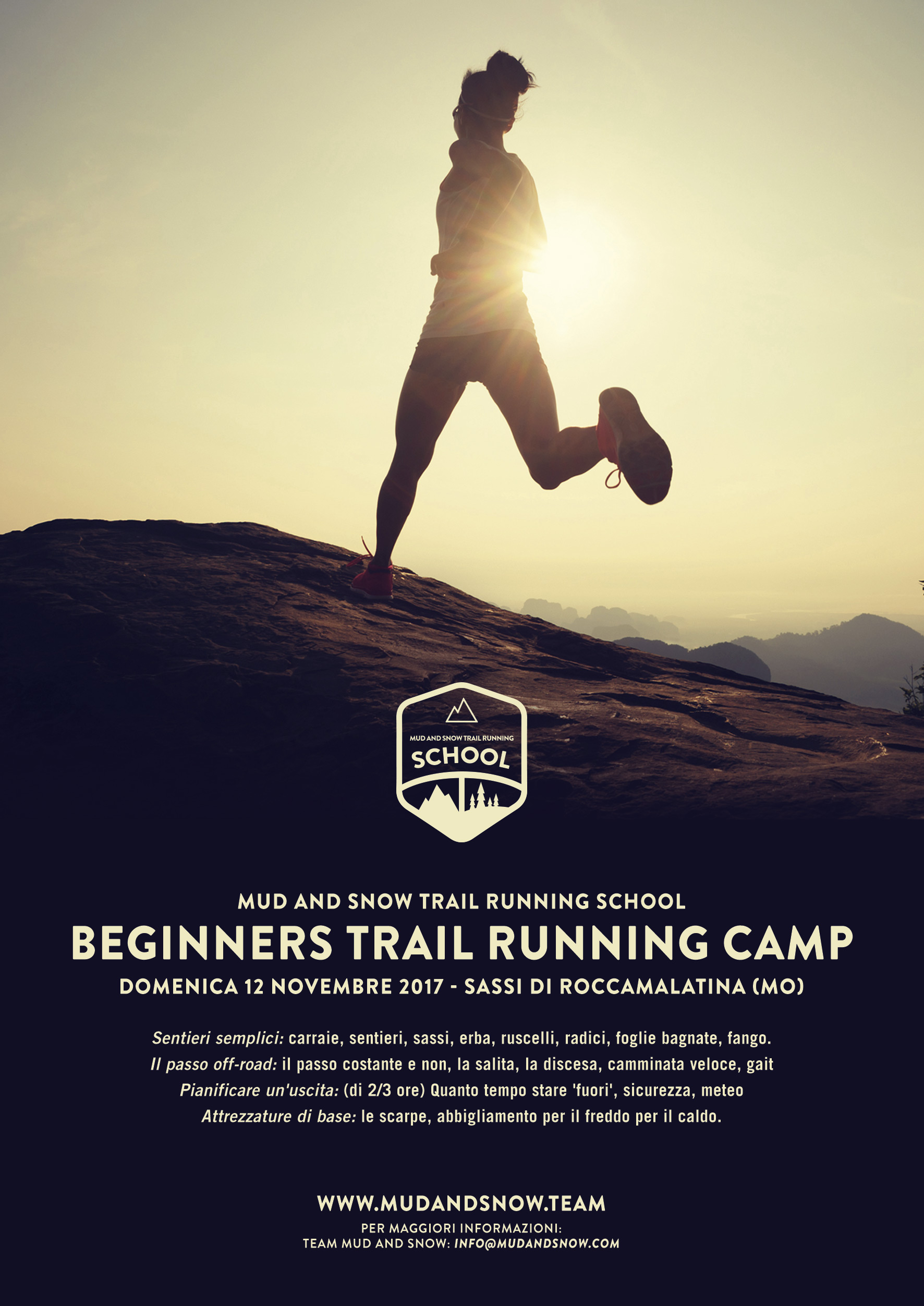 Beginners Trail Running Camp